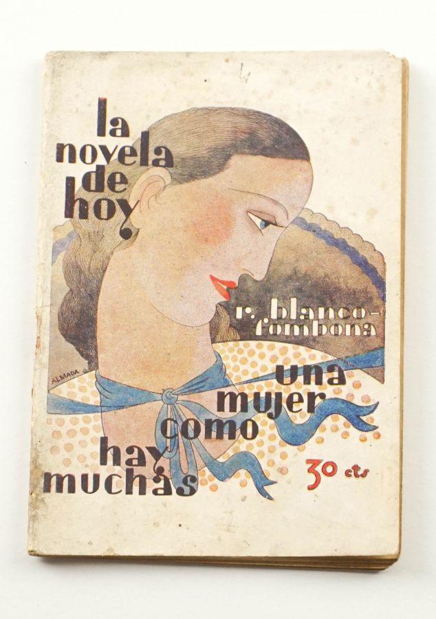 Almada Negreiros – R. Blanco-Fombona