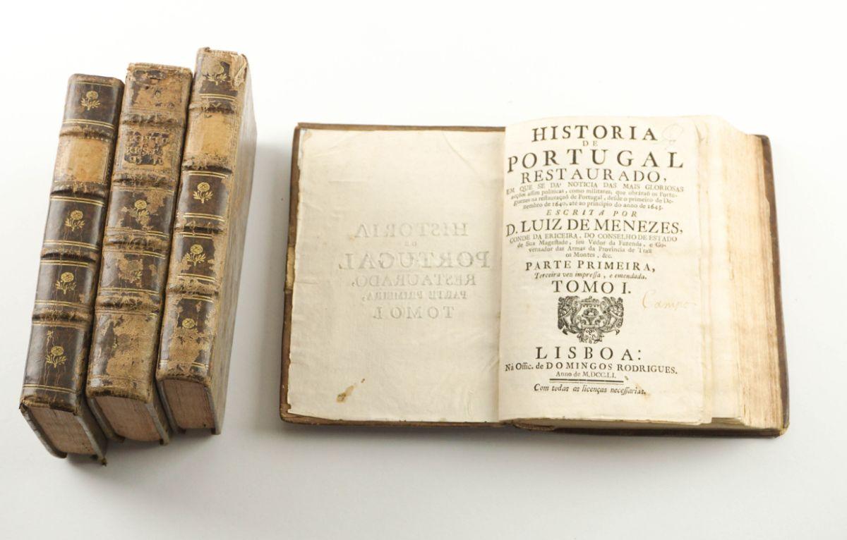 História de Portugal Restaurado (1751-1759)