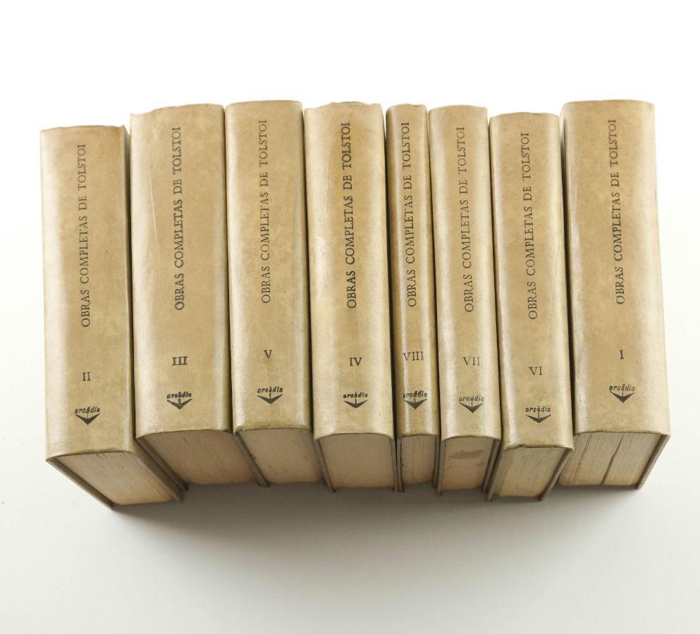 Obras Completas de Tolstoi