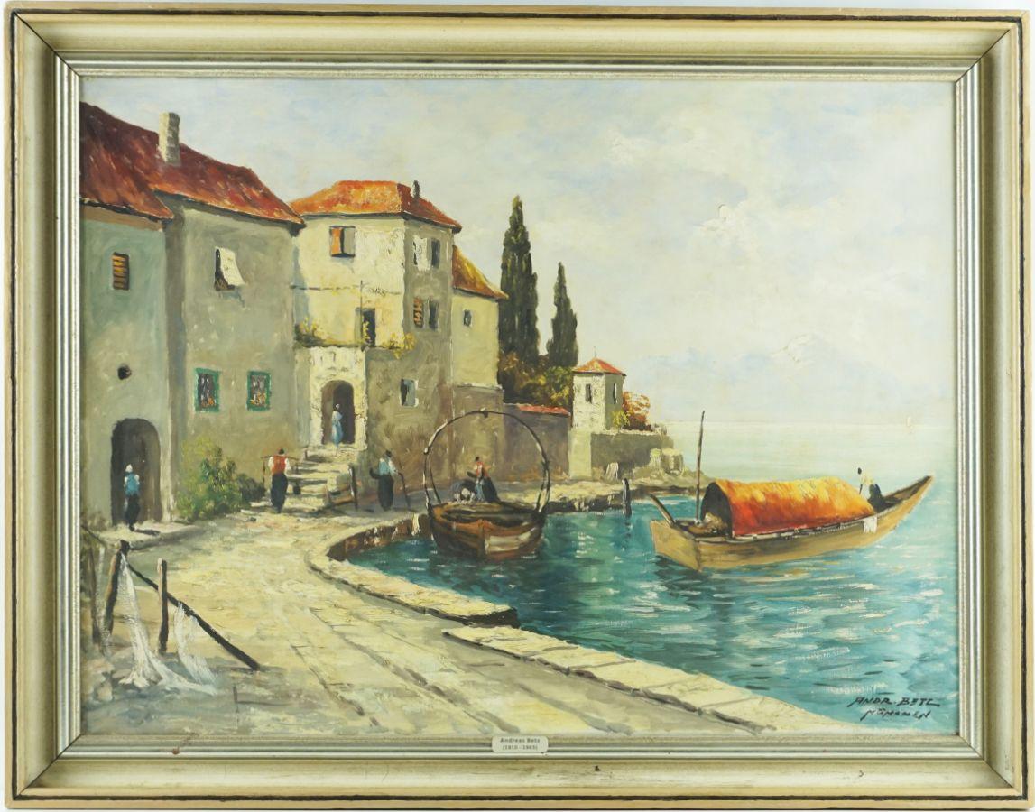 Andreas Betz / Escola Alemã (1910-1963)