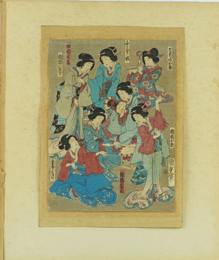 Utagawa Kunisada (1786–1865)