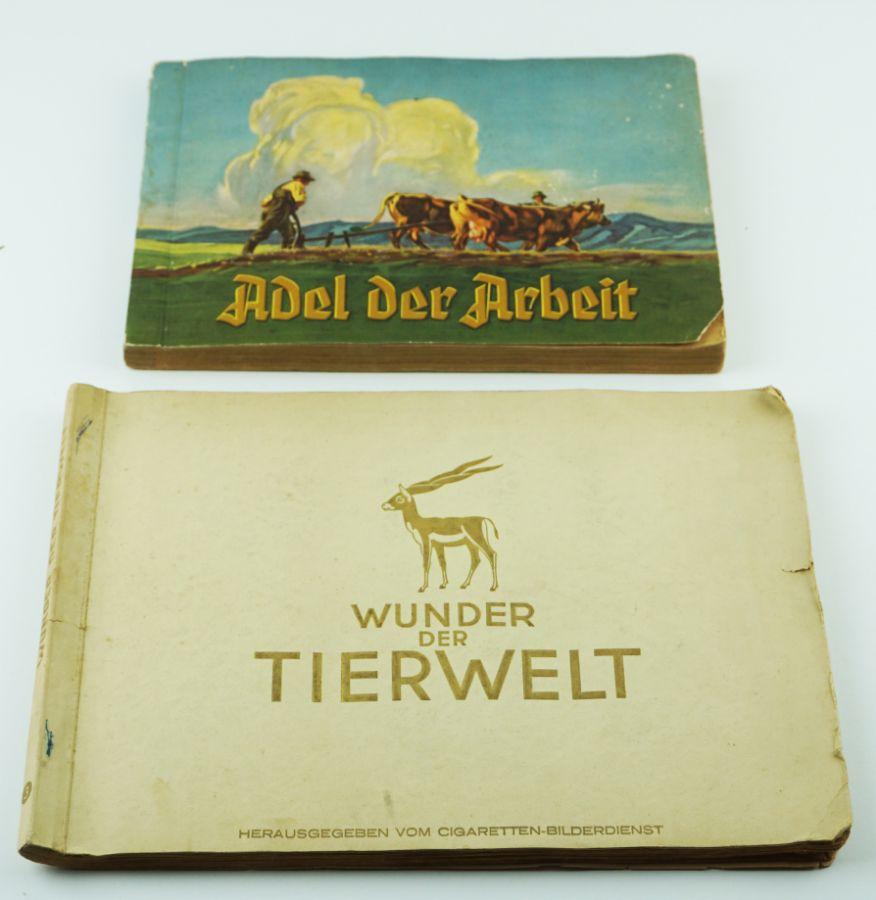 2 Livros de Cromos Alemães