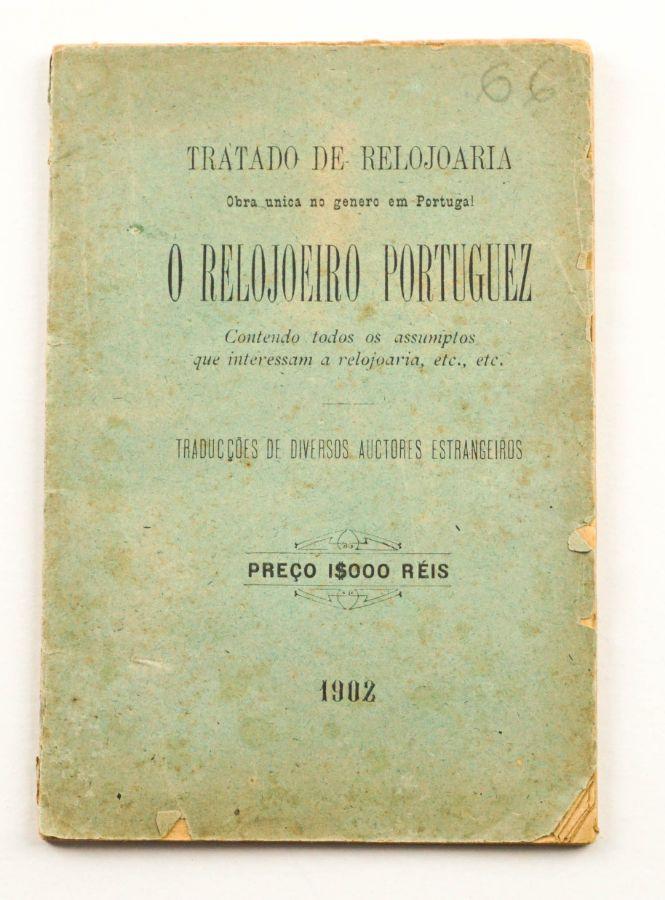 Tratado de Relojoaria – 1902