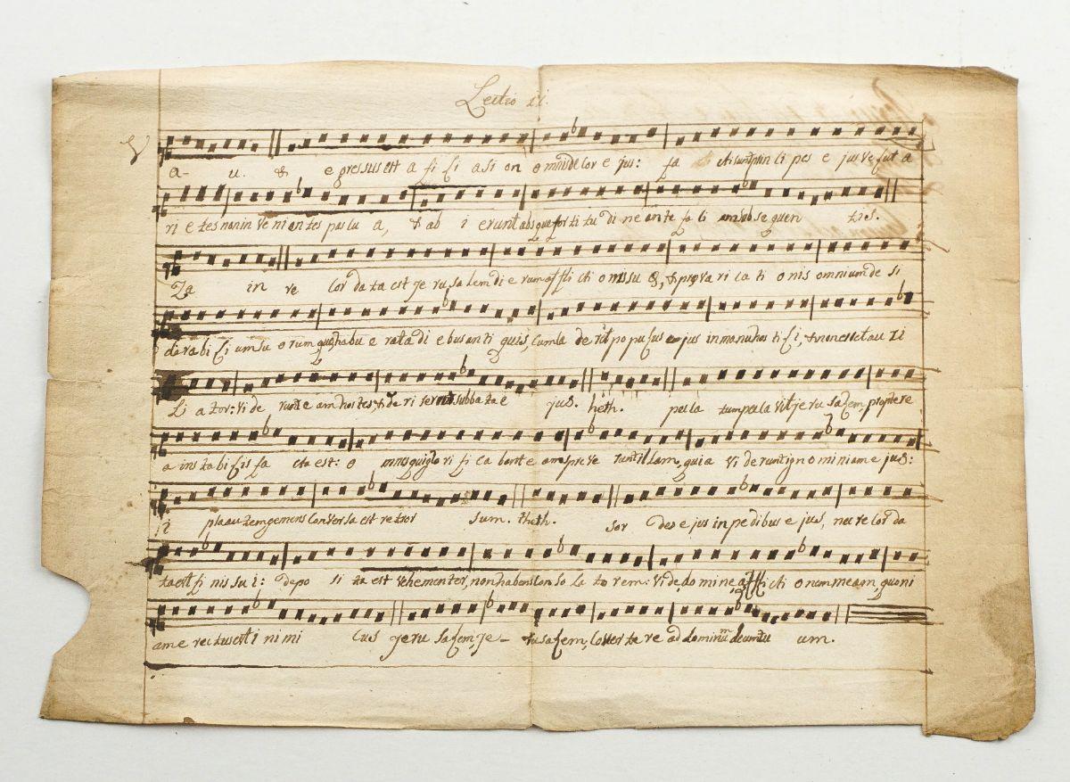 Folhetos de Teatro e Música sec XVIII e XIX