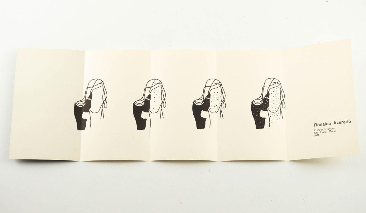 Ronaldo Azeredo – Livro de artista 1971
