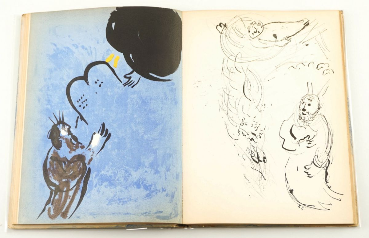 Marc Chagall – Bible