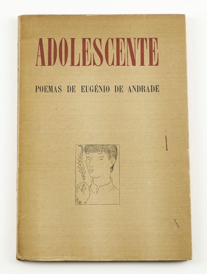 Eugénio de Andrade - com dedicatória