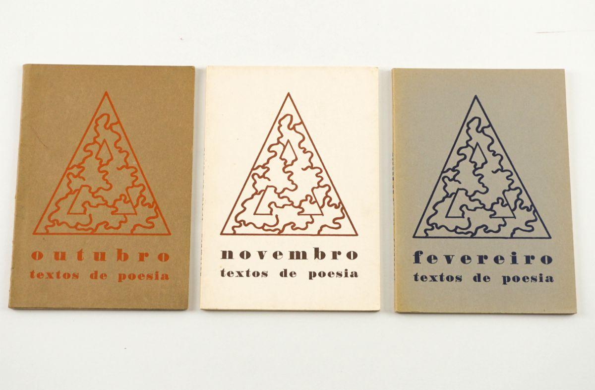 Outubro Novembro Fevereiro - Textos de Poesia