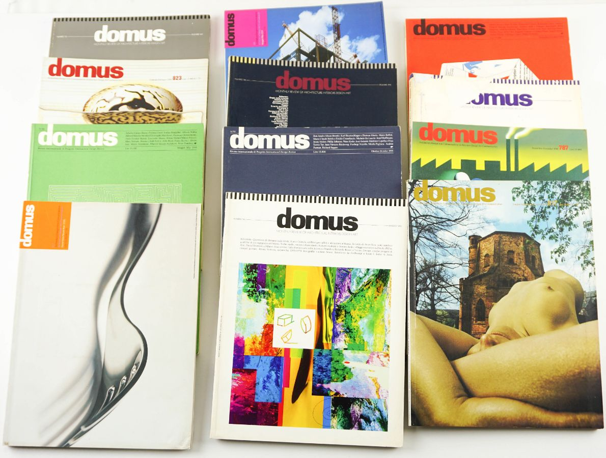 Domus - Architecture /Design /Art/ Comunication