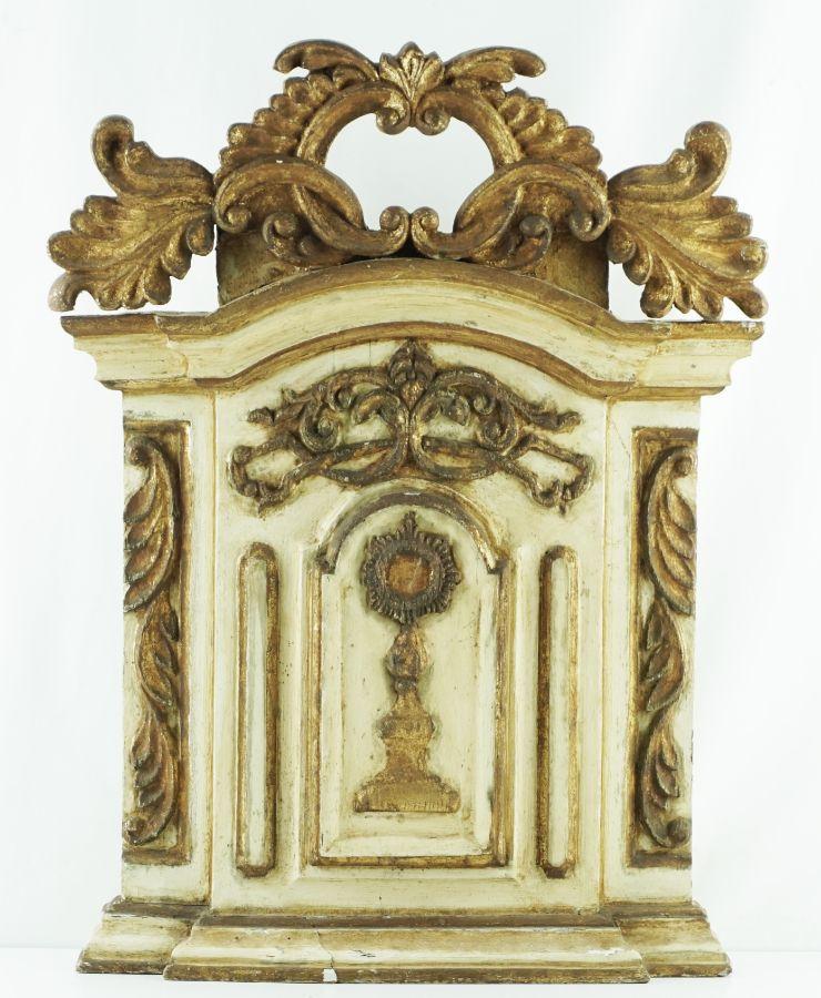 Peça de altar (Porta de Sacrário adaptada)
