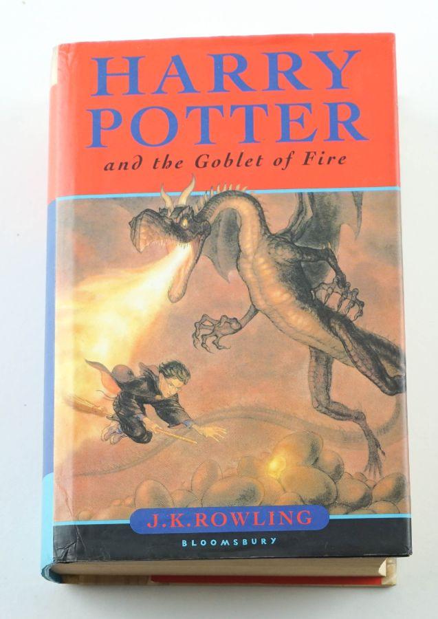 Harry Potter – 1ª edição inglesa