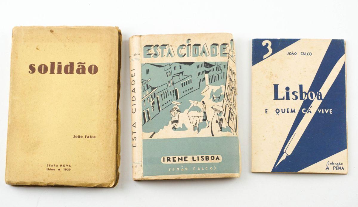 Irene Lisboa / João Falco – Primeiras edições
