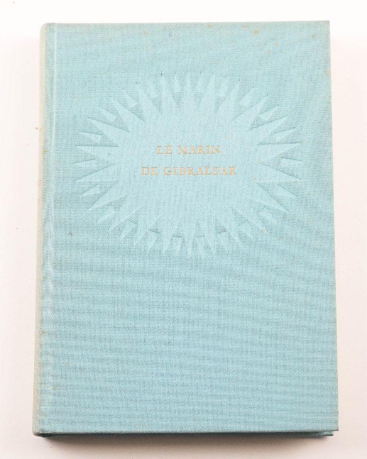 Marguerite Duras com dedicatória da autora.