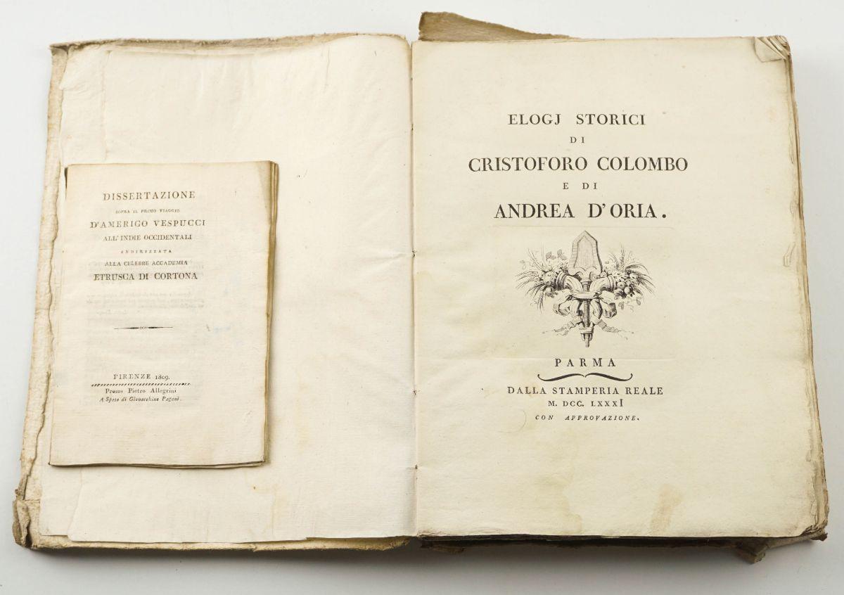 Cristóvão Colombo – 1781.