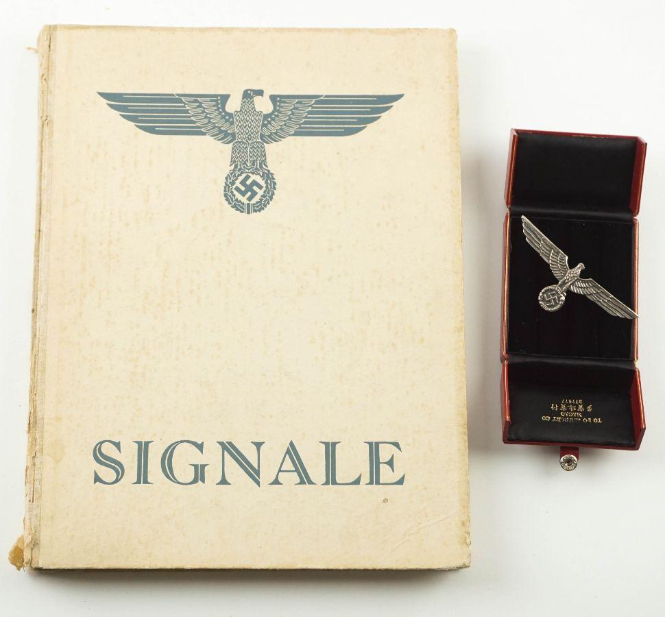 Propaganda Nazi- Signale. Edição especial.