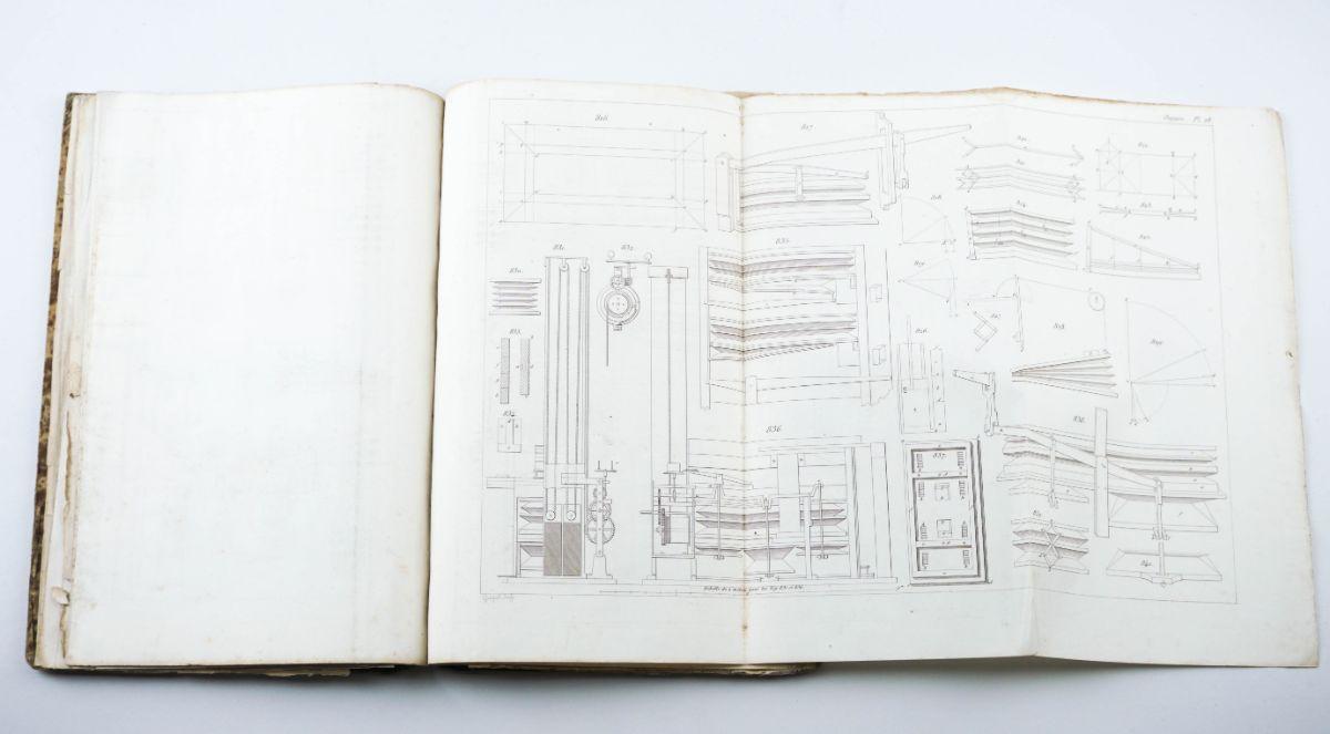 Construção de Orgãos Atlas. .