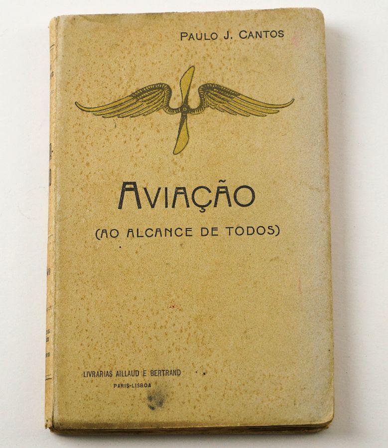 Primeiro livro de Paulo de Cantos