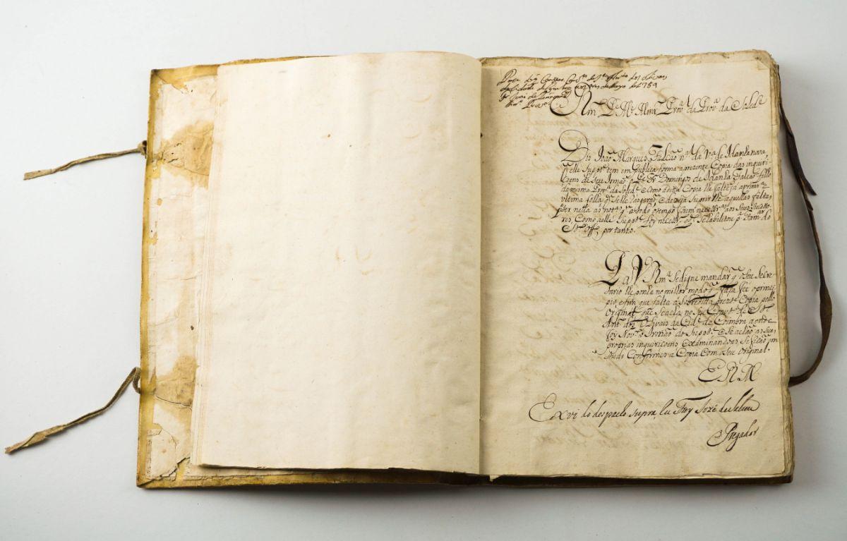 Idanha a Nova. Manuscrito. 1759.