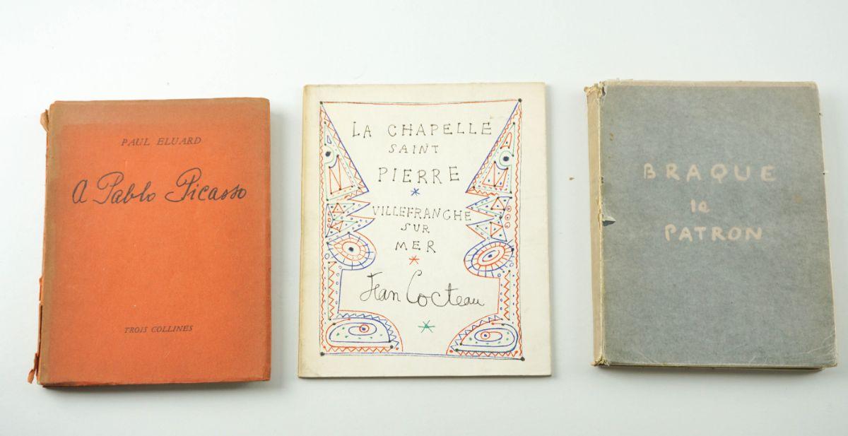 Raras edições francesas