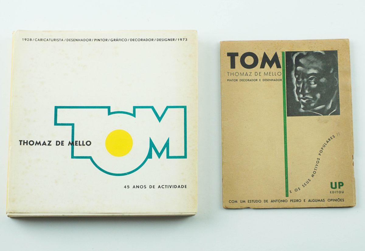 Tom (Thomaz de Mello) – [António Pedro]