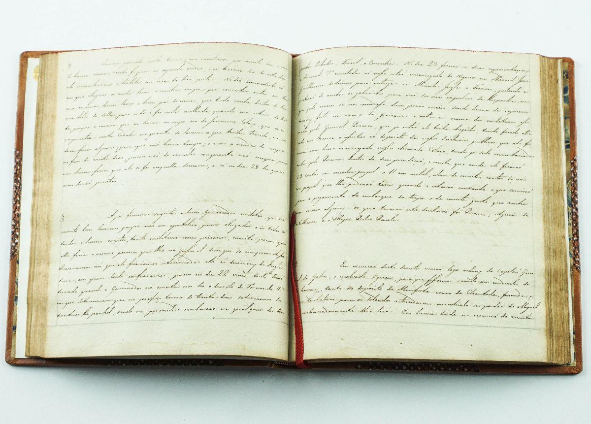 Manuscrito – Memória de um Liberal (1823-1829)