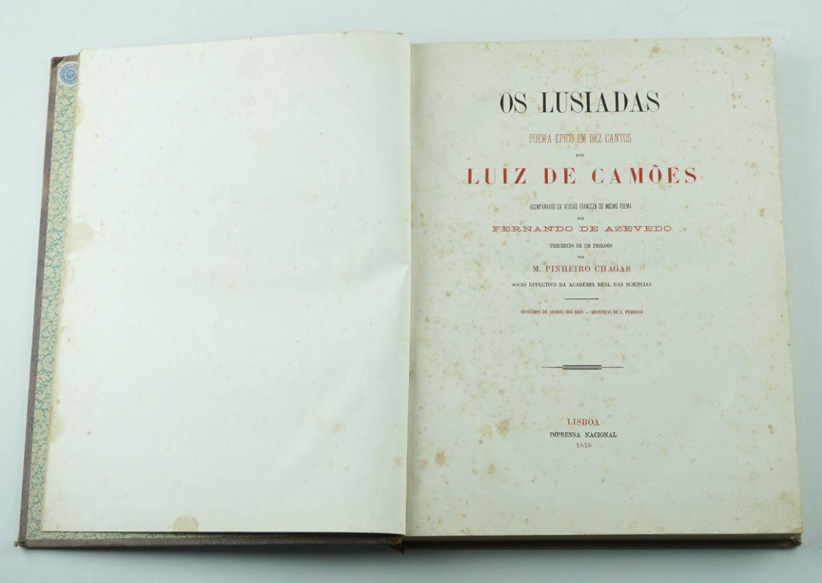 Luís de Camões – Os Lusíadas