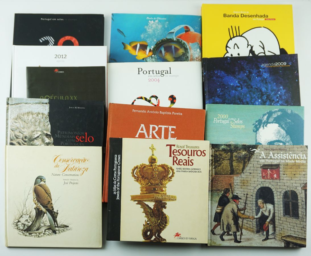 11 Livros dos CTT