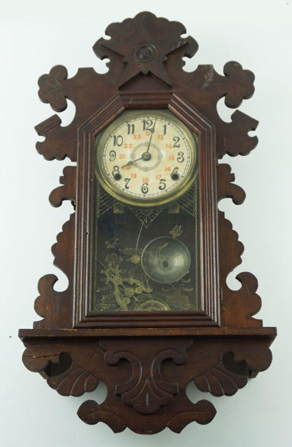 Relógio de carrilhão de parede