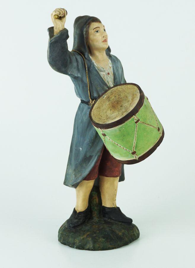 Figura com tambor