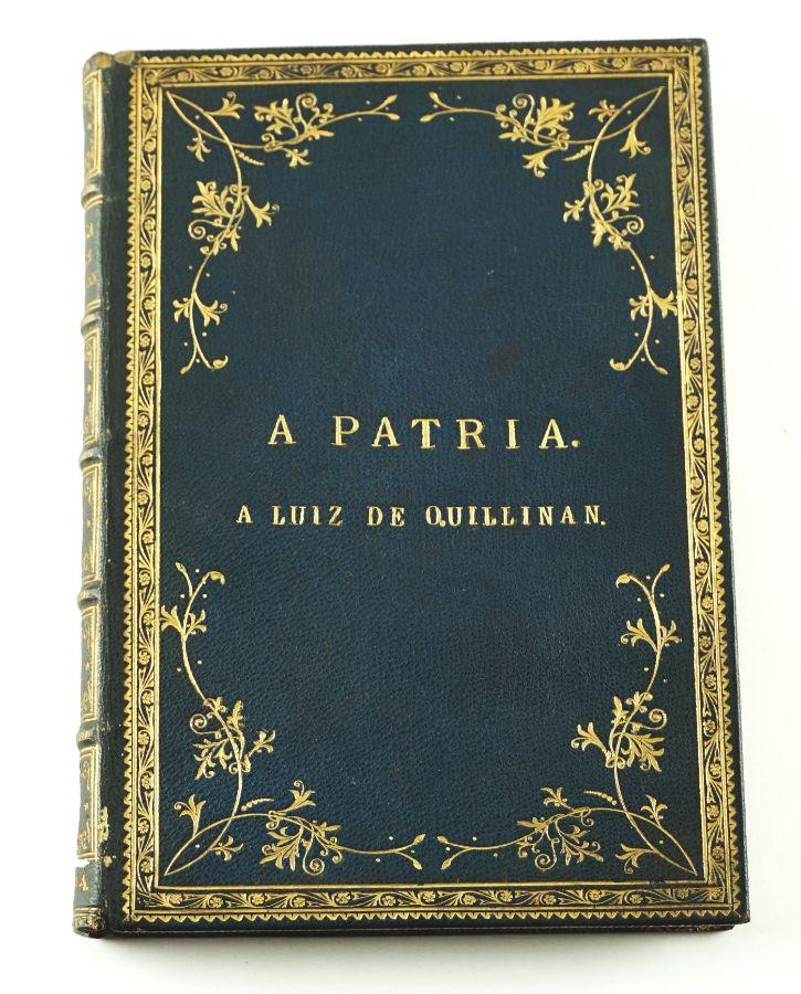 A Patria A Luiz de Quillinan – 1884