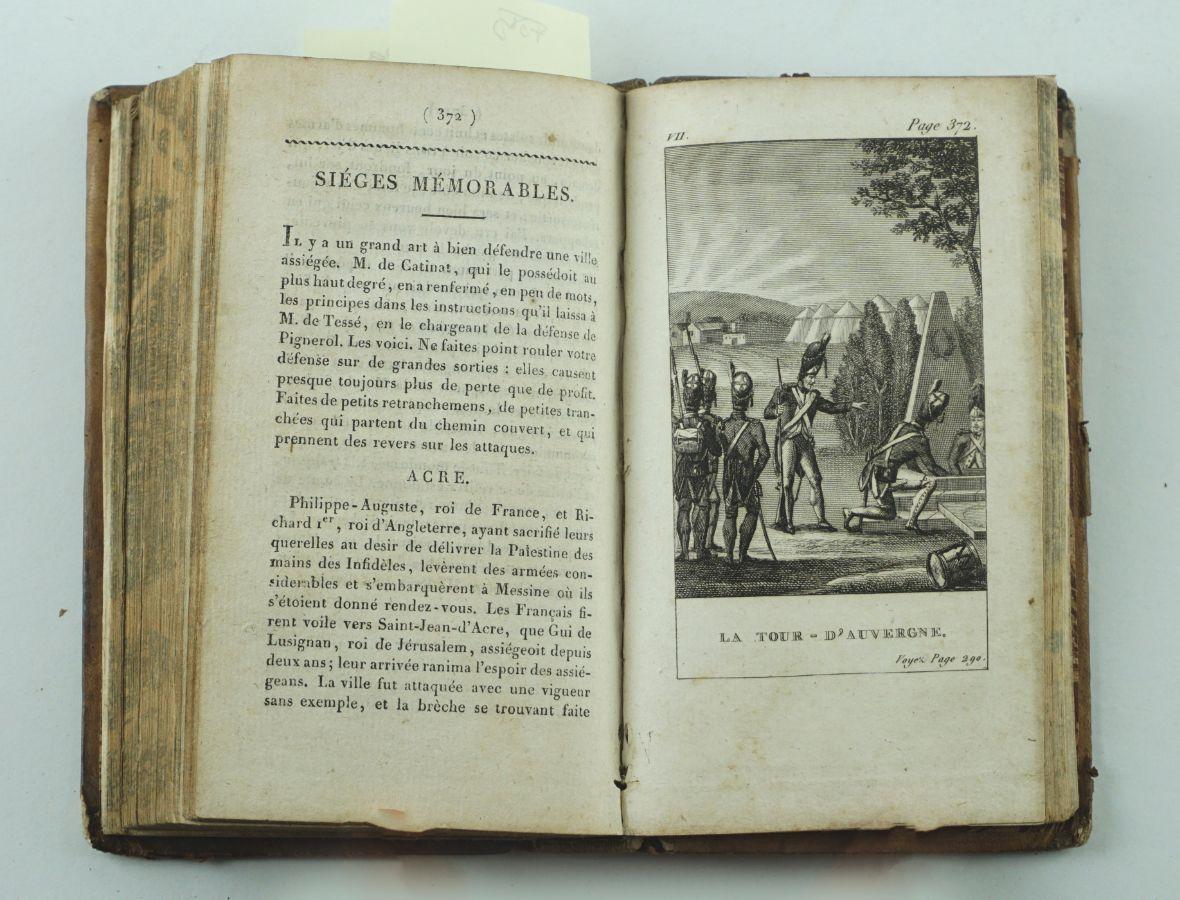 Beautés de L'Histoire Militaire Ancienne et Moderne – 1814