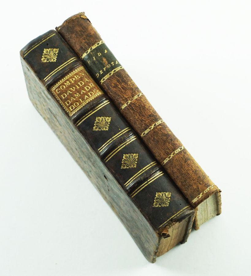 Livros Religiosos séc. XVIII