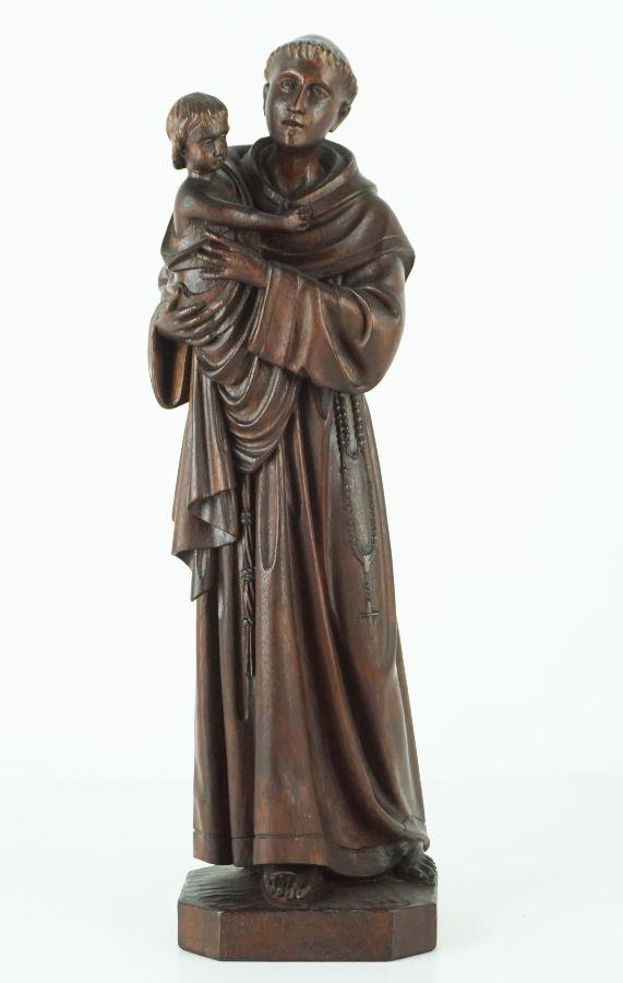 Santo António com o Menino / Nossa Senhora