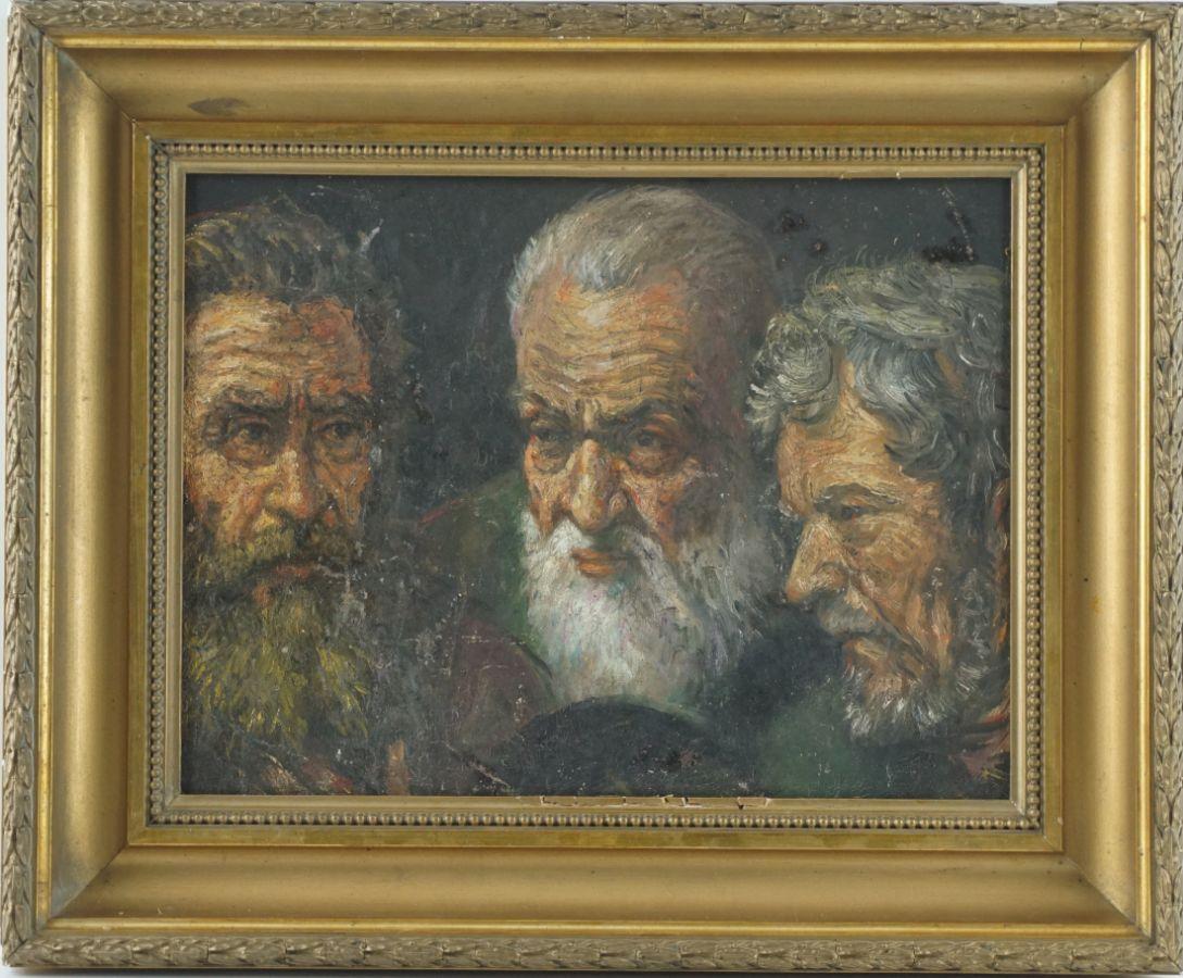 Três Anciãos