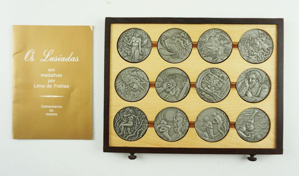 Medalhas Lima de Freitas