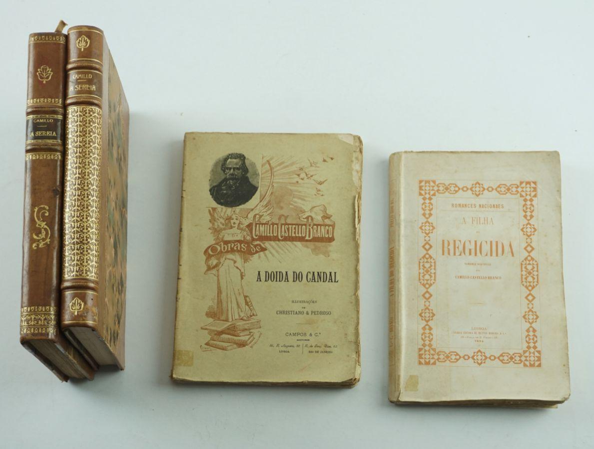 Camilo Castelo Branco – 1ª edição