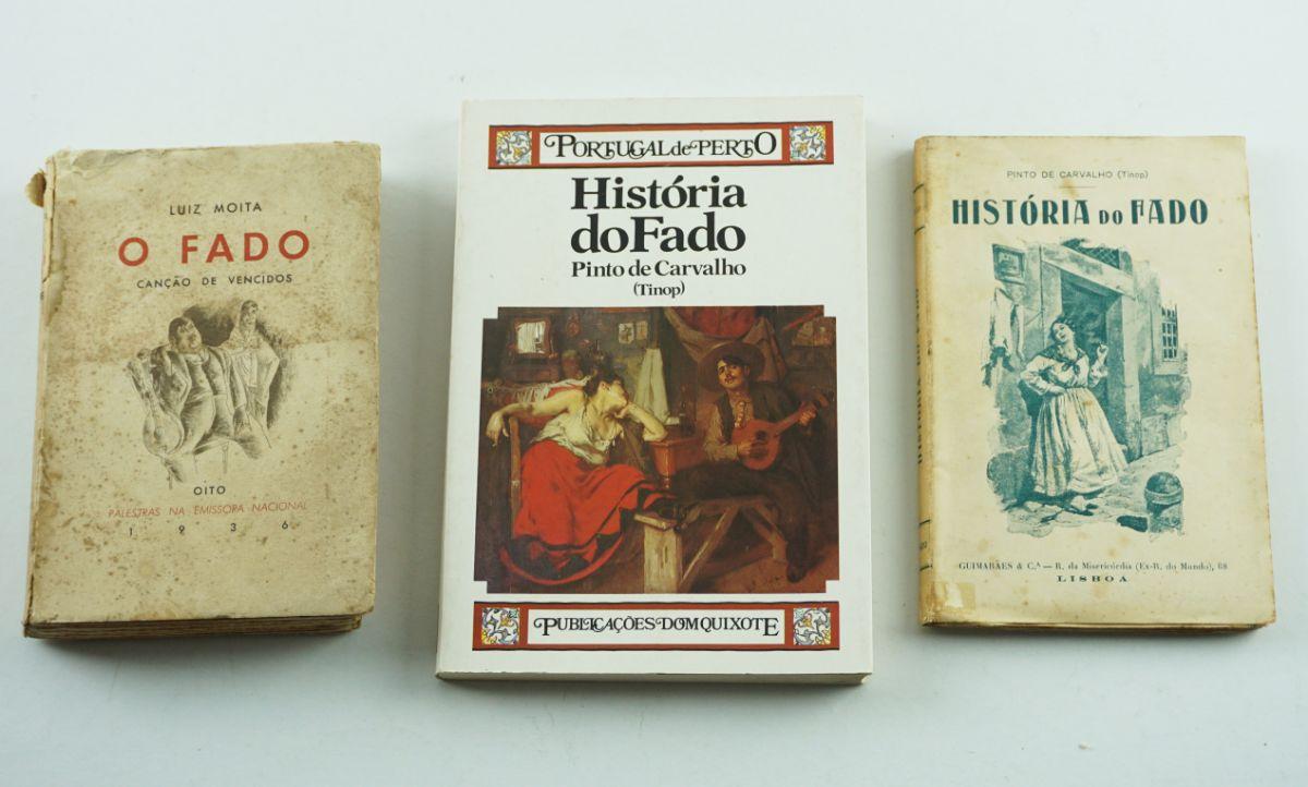Livros sobre Fado