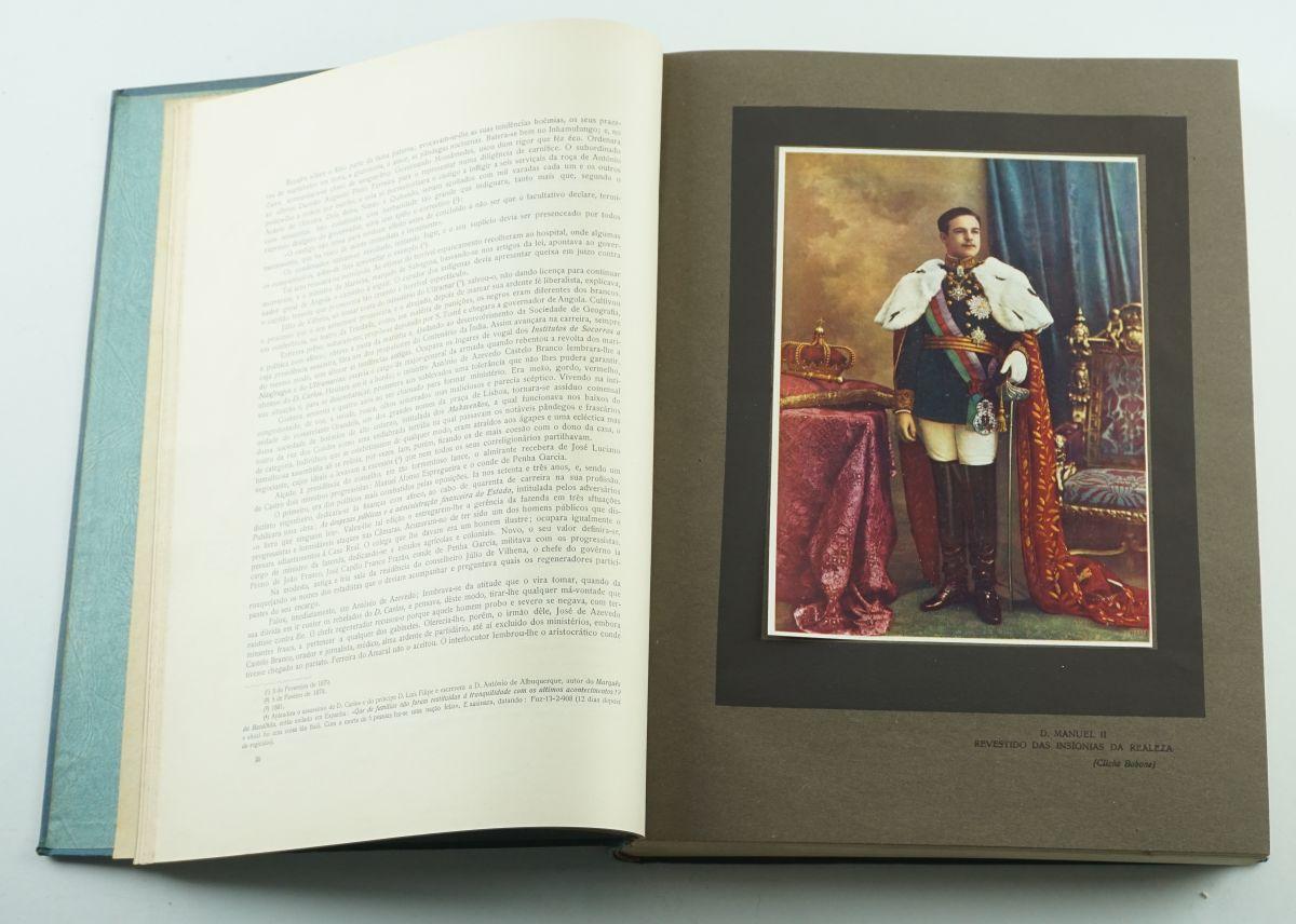 D. Manuel II, História do Seu Reinado