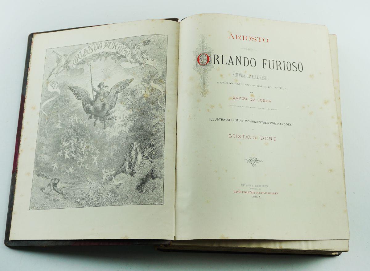 Ludovico Ariosto - Orlando Furioso – 1899