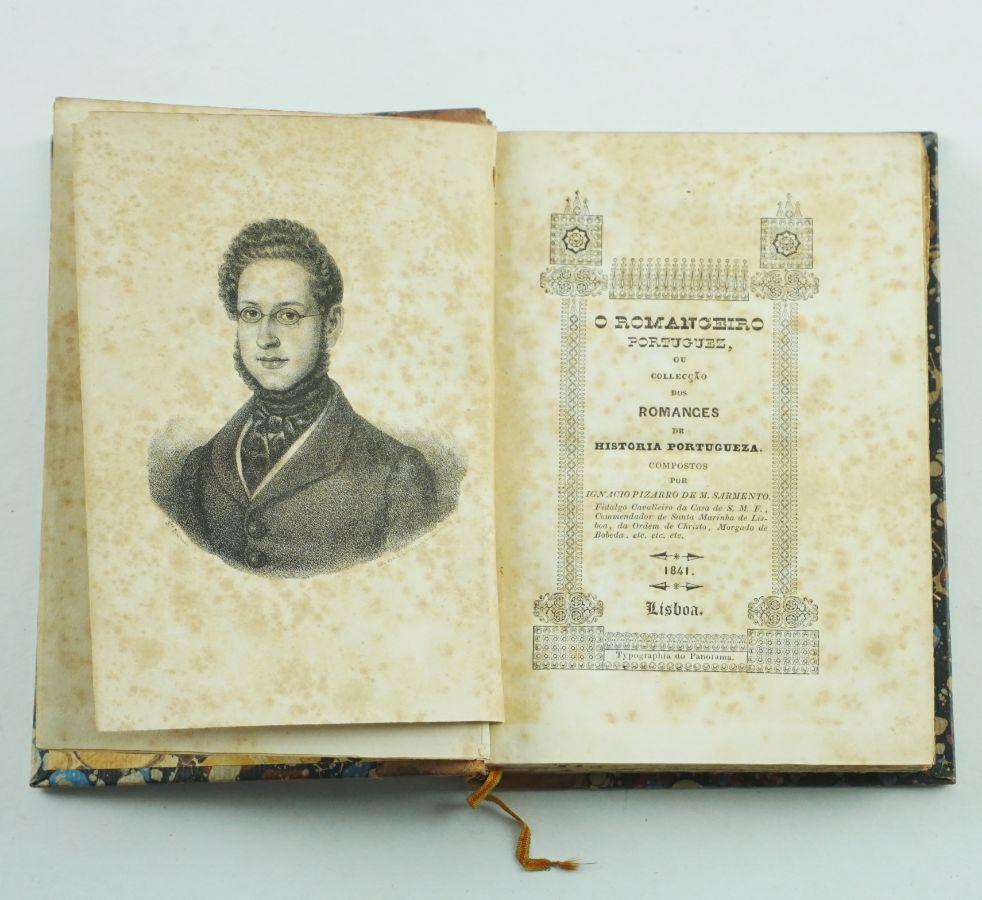 O Romanceiro Português ou Collecção dos Romances de História Portugueza
