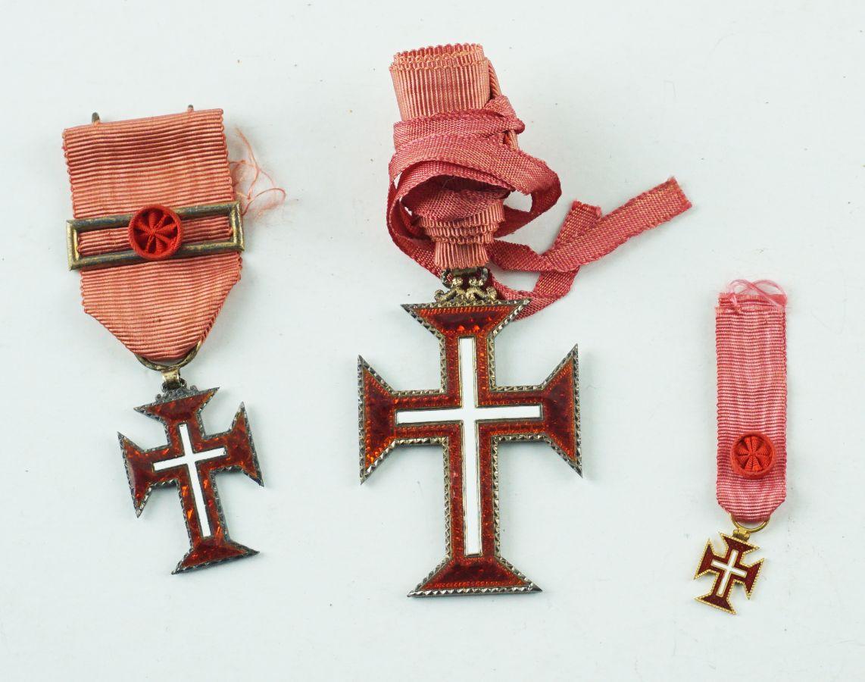 Condecoração Cruz de Cristo