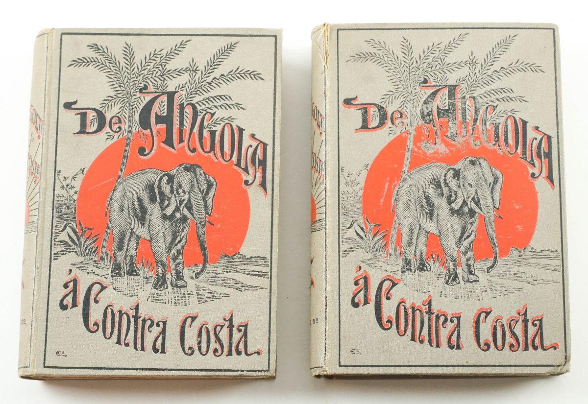 De Angola à Contracosta 1ª edição (1886)