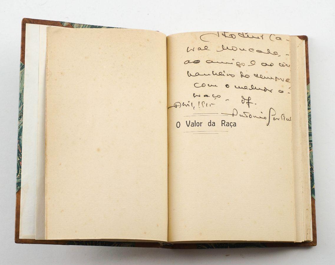 António Sardinha, O Valor da Raça (1915)