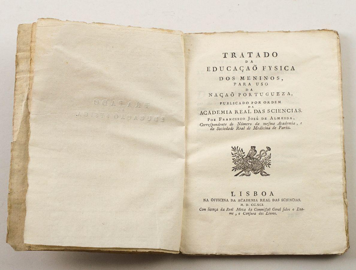 Obra pioneira sobre Educação Física (1791)