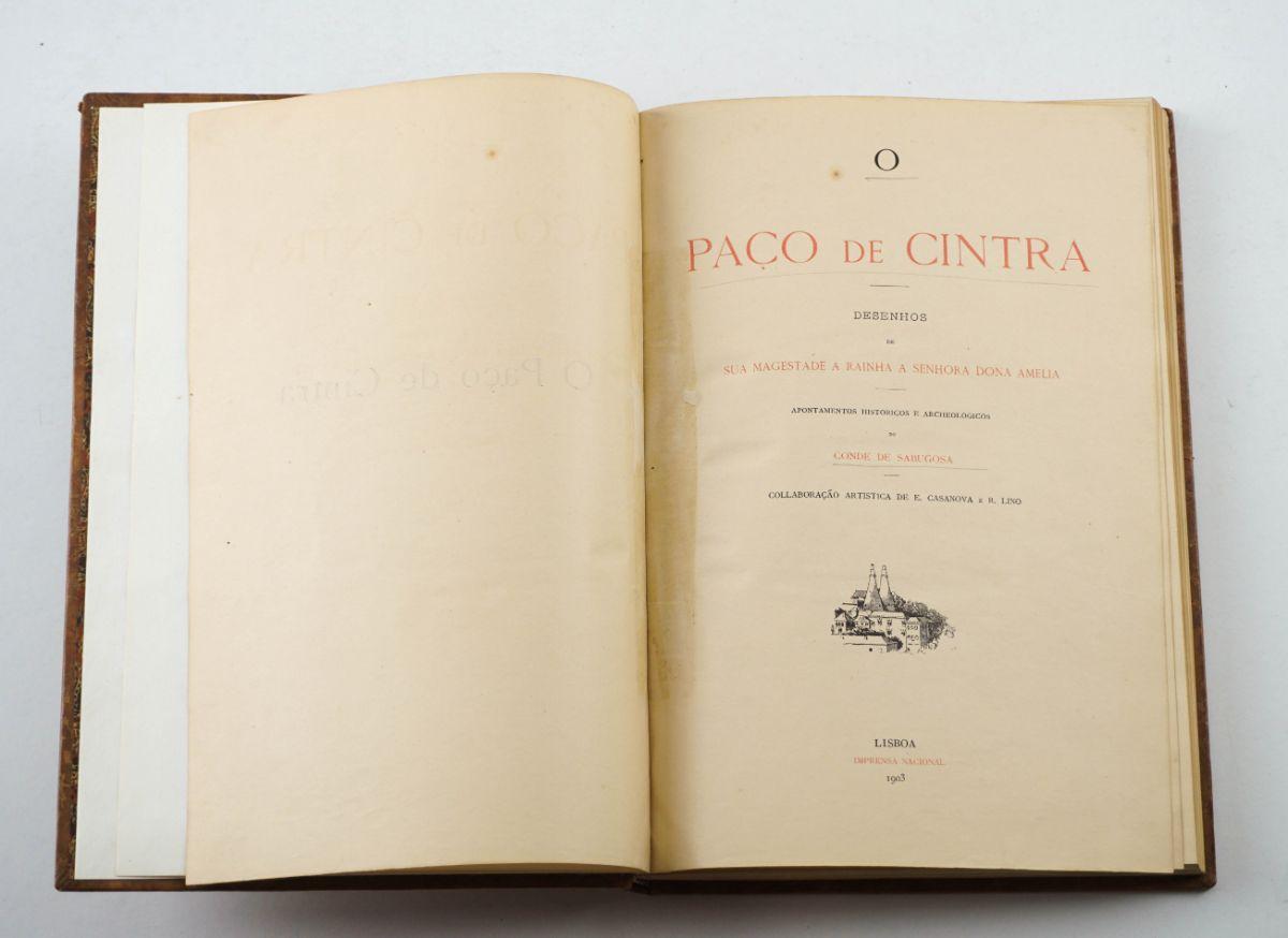 O Paço de Sintra (1903)