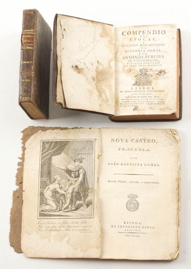 Livros antigos portugueses