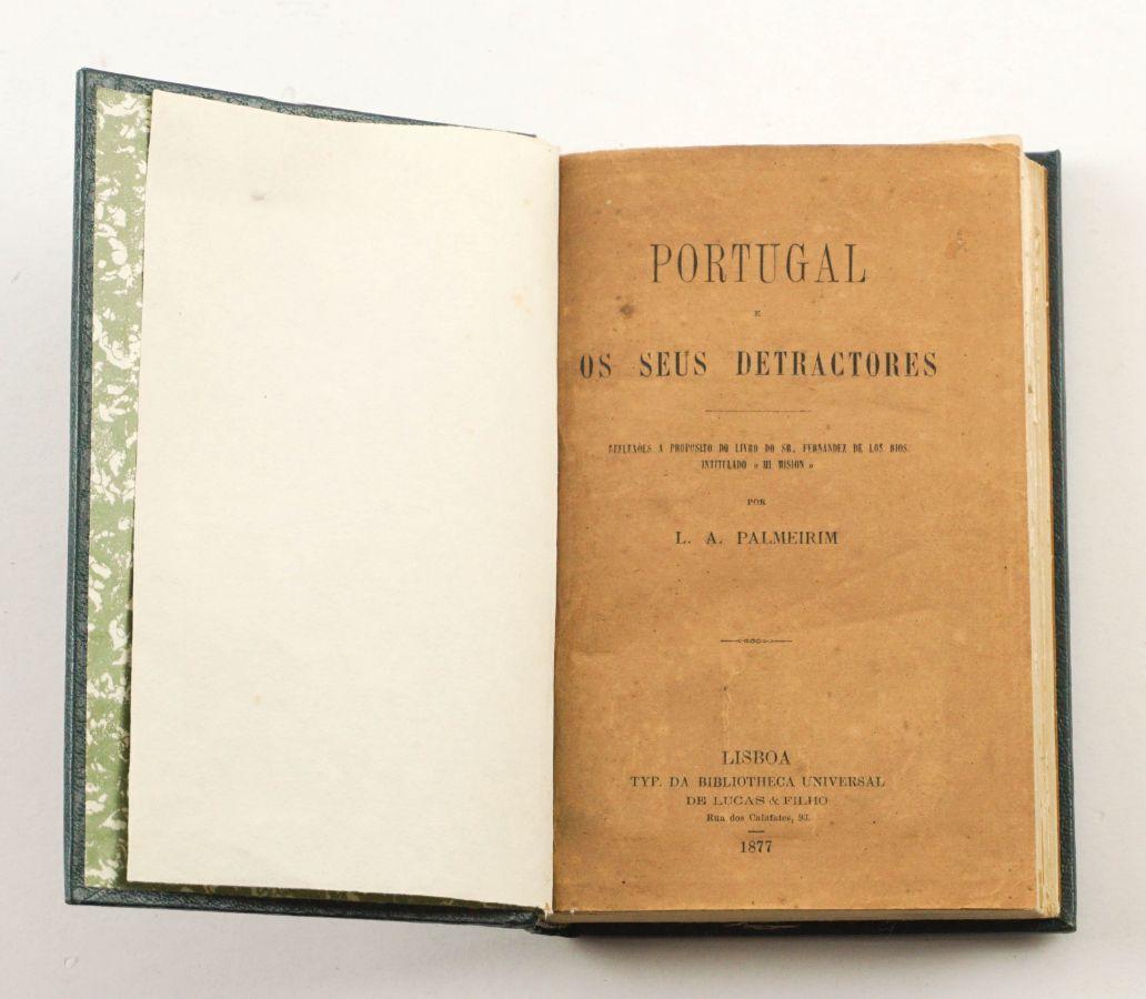 Um clássico do anti-iberismo (1877)