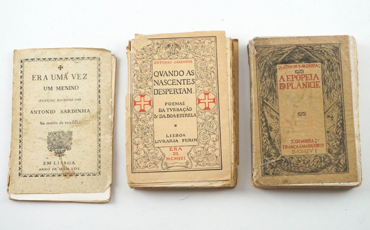 António Sardinha – 1ªs edições