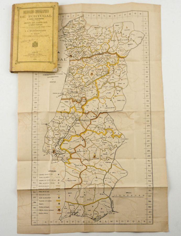 Dicionário Corográfico de Portugal (1885)