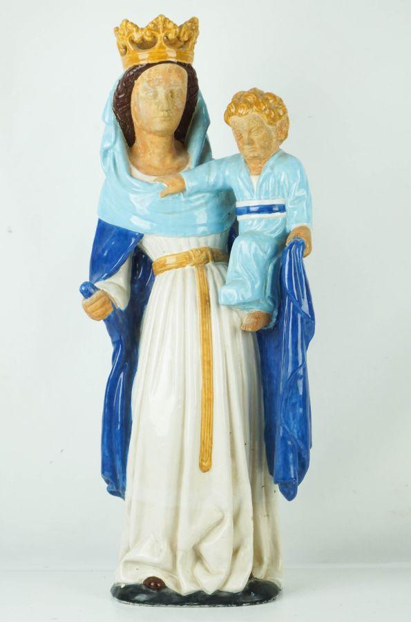 Nossa Senhora com O Menino